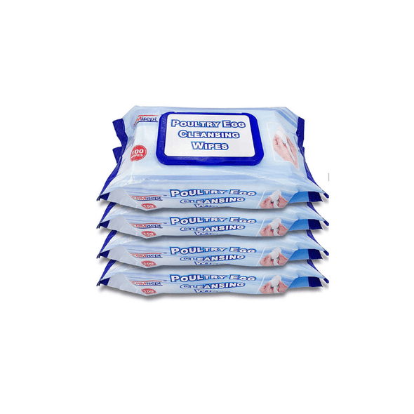 Germisept Poultry Egg Cleansing Wipes