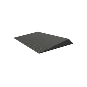 EZ-ACCESS TRANSITIONS Rubber Angled Entry Mat - Senior.com Mobility Ramps