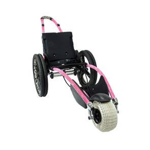 Hippocampe All-Terrain High Performance Wheelchair - Fixed Back - Senior.com Wheelchairs
