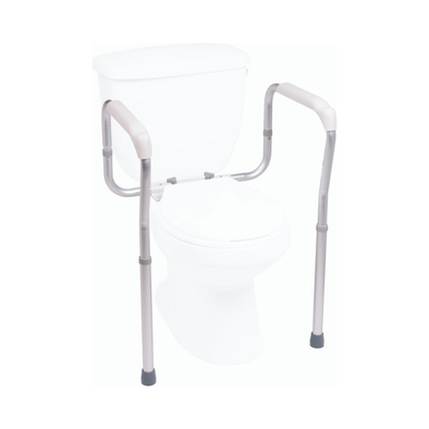 ProBasics Toilet Safety Frame - Height and Width Adjustable - Senior.com Grab Bars & Safety Rails
