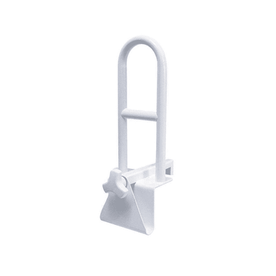 Medline Bathtub Safety Adjustable Grab Bar - Senior.com Grab Bars & Safety Rails