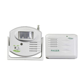Smart Caregiver Motion Sensor And Pager - Caregiver Patient Aids - Senior.com Alzheimer Aids