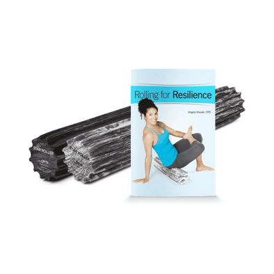 "OPTP Star Foam Rollers with Massaging Grooves - 36"" x 6"" - Senior.com Foam Rollers"