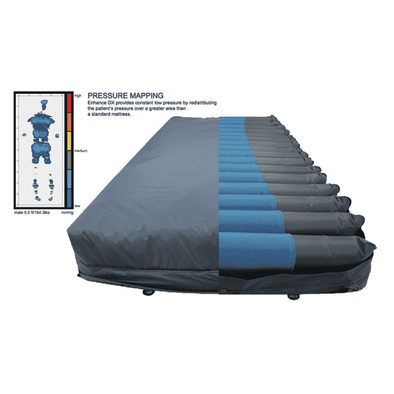 Prius Enhance DX Micro LAL/AP Mattress Replacement System - Senior.com Support Surfaces