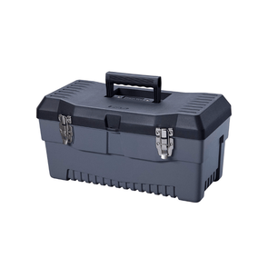 Stack-On PB-19 19-Inch Pro Tool Box, Black/Gray