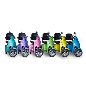 Ewheels Jellybean Collection Electric Mobility Recreational Scooters
