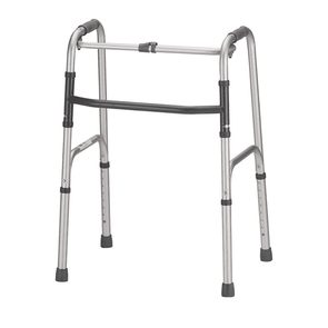 Nova Medical Adult Folding Walker with Single Button Release - Senior.com walkers