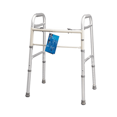 Carex Ergonomic Folding Extra-Wide Bariatric Paddle Walker A84800