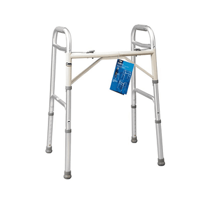 Carex Ergonomic Folding Adult Dual Paddle Walker A84700