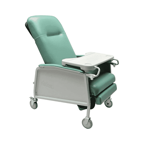 Drive Medical 3 Position Geri Chair Recliners - Senior.com Recliners