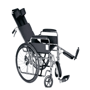 MOBB Healthcare Reclining Wheelchair with Swing Away & Removable Elevating Leg Rests