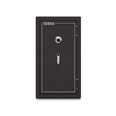 Mesa Safe Company All Steel Burglary and Fire Safe with Combination Lock - Senior.com Security Safes