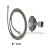 MOBB Healthcare Adjustable Shower Wand with Extended Hose - Senior.com Shower Heads