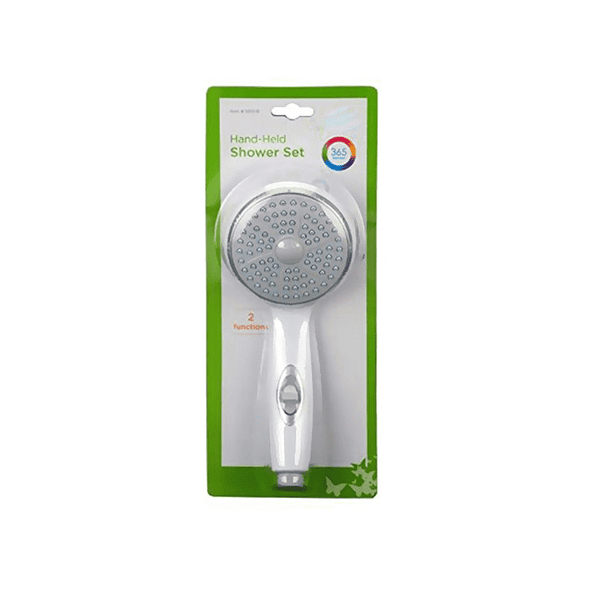 Nova Medical 2 Function Hand Held Shower Head 9301-R