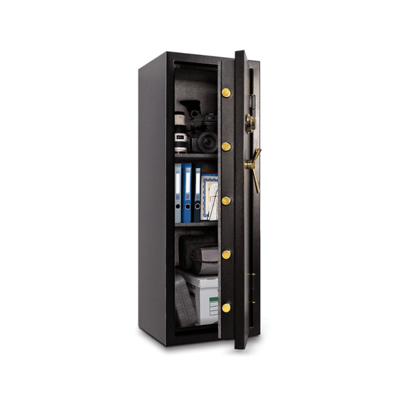 Mesa Safe All Steel Burglary and Fire Safe with Combination Lock - 7.9-Cubic Feet - Senior.com Security Safes