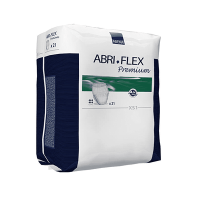 Abena Abri-Flex Pull On Premium Protective Underwear – Extra Small XS1 Case of 84