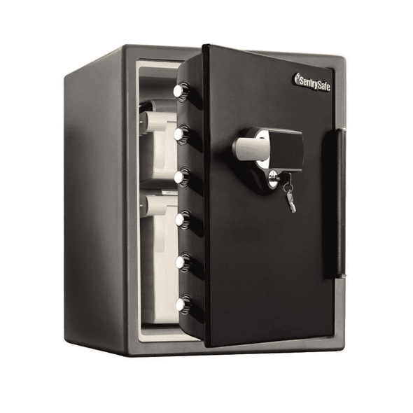 SentrySafe Fire and Water Safe with XX Large Touchscreen SFW205UQC