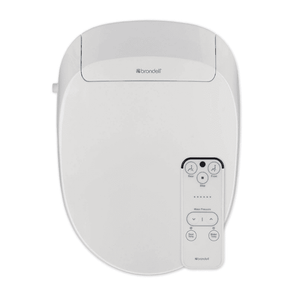 Brondell Swash 300 Advanced Bidet Toilet Seats – White - Senior.com Bidets