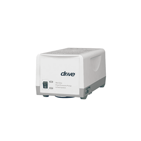 Drive Medical Med Aire Fixed Pressure Pump - Senior.com Mattress Pumps