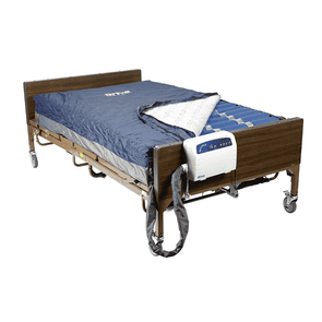 Drive Medical Med Aire Plus Bariatric Heavy Duty Low Air Loss Mattress System - Senior.com Support Surfaces