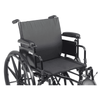 Drive Medical General Use Extreme Comfort Wheelchair Back Cushion with Lumbar Support - Senior.com Cushions