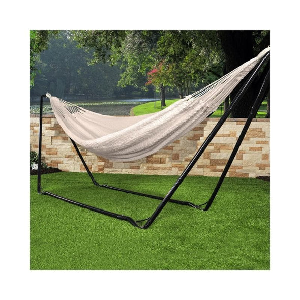 Bliss Hammocks Traditional Rope Hammock in a Bag - Senior.com Hammocks