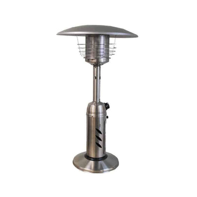 SUNHEAT Traditional Round Design Tabletop Propane Patio Heater - Senior.com Heaters & Fireplaces