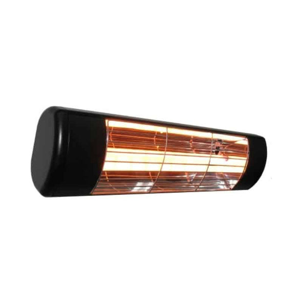 SUNHEAT Outdoor Weatherproof Electric Wall Mounted Heater-1500W - Senior.com