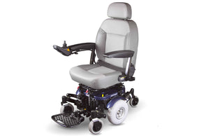 Shoprider XLR Plus Center-Wheel Drive Mid Size Power Chairs 858WM