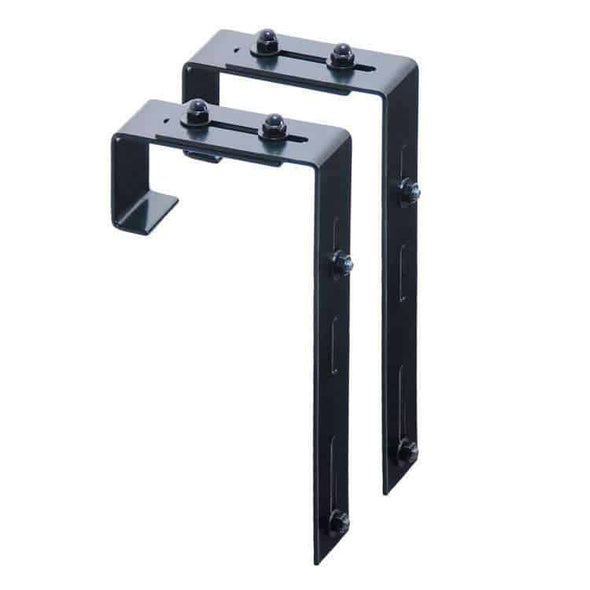 Mayne Adjustable Deck Rail Brackets - Senior.com Planters