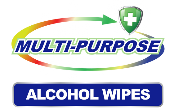 Germisept XL Multi-Purpose Alcohol Sanitizing Wipes Enriched with Aloe Vera -50 Wipe Packs - Senior.com Alcohol Wipes