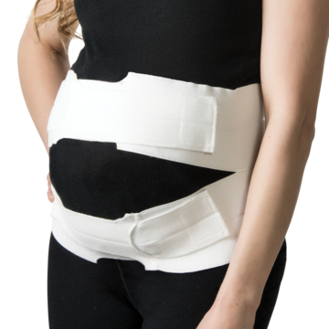 Core Products Better Binder Abdominal Support - Wraparound - Senior.com Abdominal Support