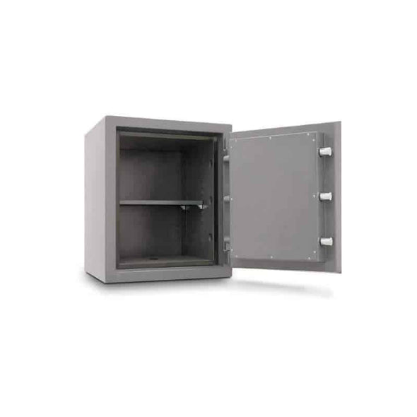 Mesa Safe High Security Burglary Fire Safe - All Steel with Electronic Lock - 2.4-Cubic Feet - Senior.com Security Safes