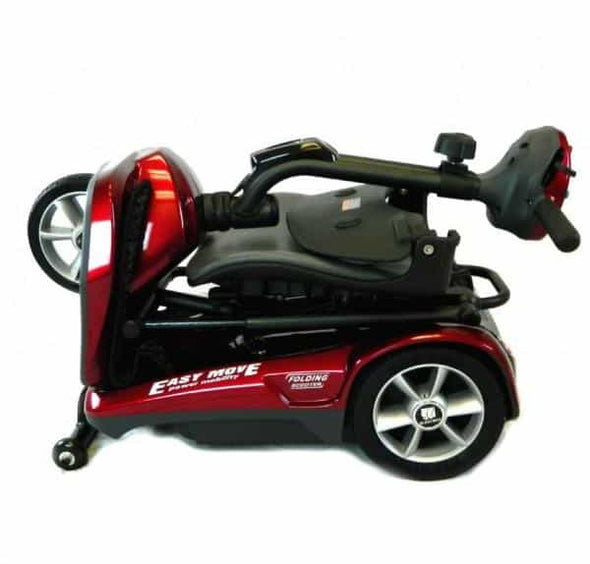 EV Rider Automatic Transforming Transporter Folding Scooter – 3-Wheel