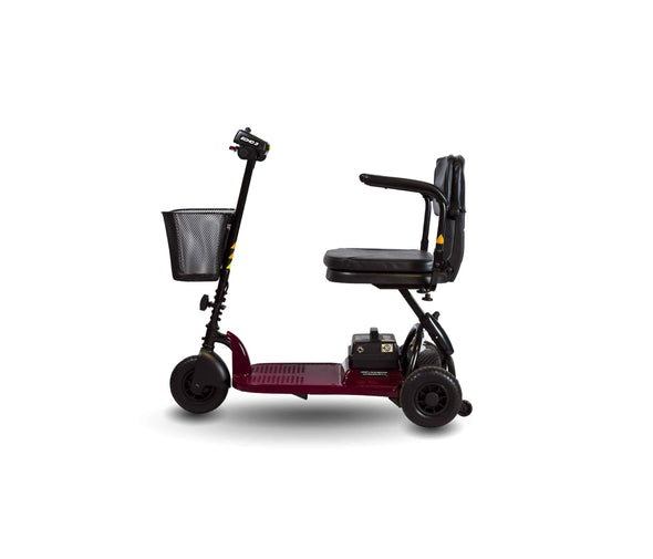 Shoprider Echo Lightweight 3 Wheel Scooters - Senior.com Scooters