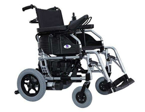 Heartway HP5 Escape DX Folding Power Wheelchair - Senior.com Power Chairs