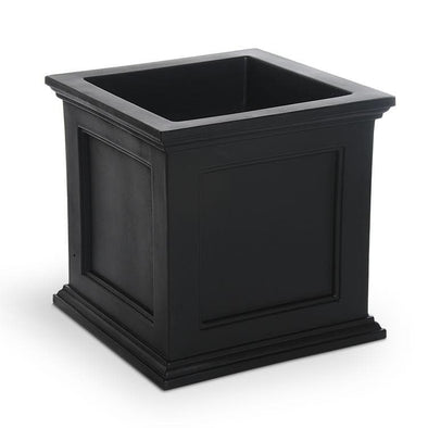 Mayne Fairfield Patio Planter 20x20 - Senior.com Planters