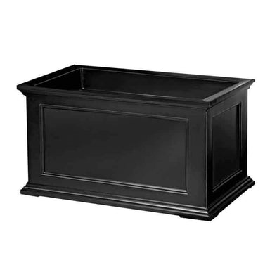 Mayne Fairfield Patio Planter 20x36 - Senior.com Planters