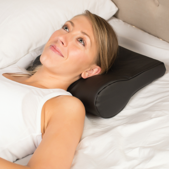 Core Products Ab Contour Pillow Vinyl Cover - Senior.com Neck Support
