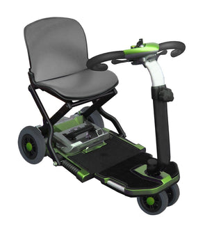 Karman Healthcare iTravel Folding Portable Mobility Scooter - Senior.com Scooters