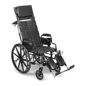 Invacare Tracer SX5RC Reclining Wheelchair - Senior.com Wheelchairs