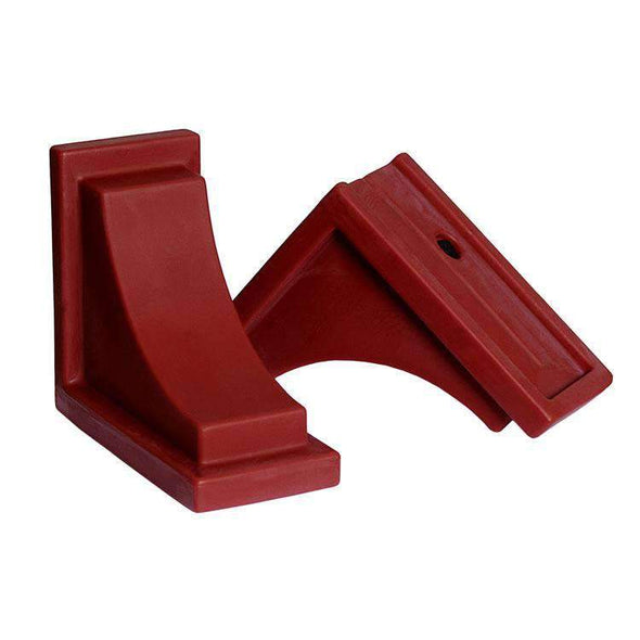 Mayne Nantucket Window Box Decorative Brackets - 2 Pack - Senior.com Planters
