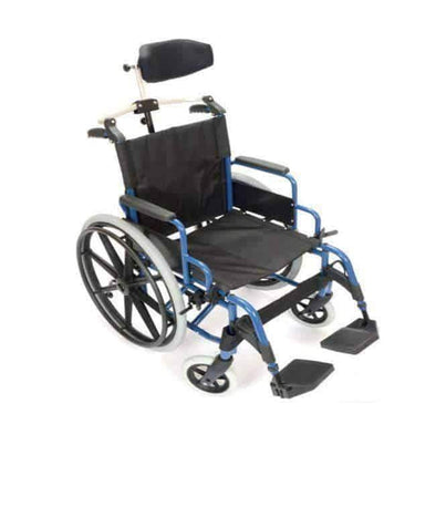 MOBB Healthcare Folding Headrest for Wheelchairs & Transport Chairs - Senior.com Wheelchair Parts & Accessories