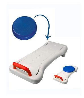 MOBB Deluxe Bath Transfer Board With Optional Swivel Seat