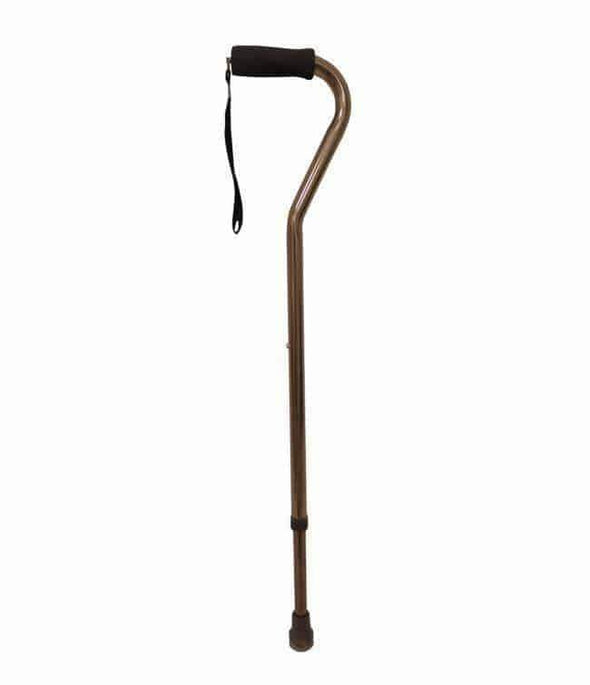MOBB Healthcare Lightweight Canes with Offset Handles - Senior.com Canes