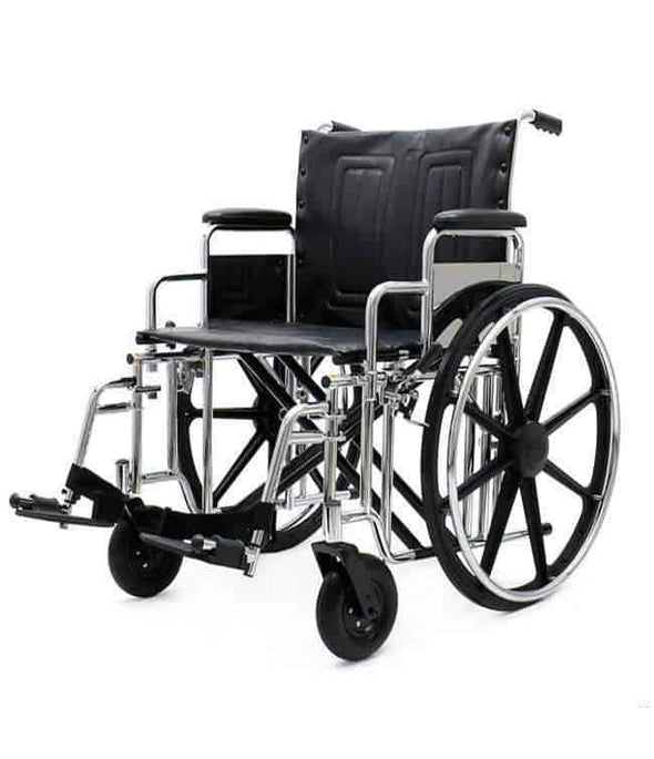 MOBB Healthcare Bariatric Wheelchairs with Elevating Leg Rests