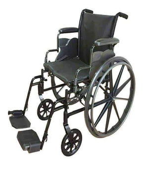 MOBB Healthcare Lightweight Portable Wheelchairs - Senior.com Wheelchairs