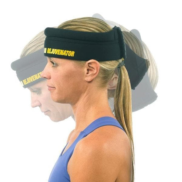 OPTP Halo Rejuvinator Weight Head Band Neck Strengthener - Senior.com Physical Therapy