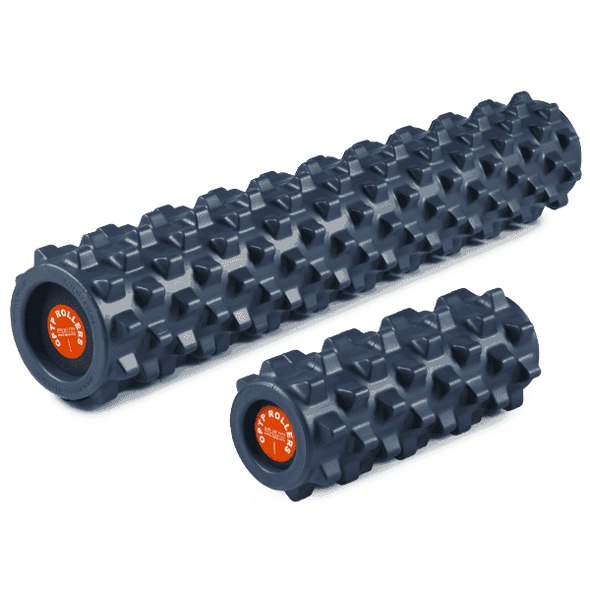 OPTP RumbleRollers Firm or Extra Firm with Bumps for Muscle Massaging
