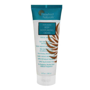 Firewheel Naturals Anti-Aging Body Moisturizing Cream  - 8 oz - Senior.com Creams & Lotions